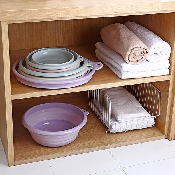 Foldable Hangable Washbasin