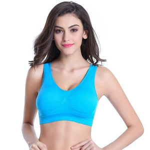 *2018 Hot Selling TV Products* Comfortable Seamless Wireless Bra Sale (3pcs/set)