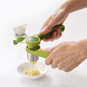 Helix Garlic Press Mincer-Kitchen & Dining Tool-Prime4Choice.com-