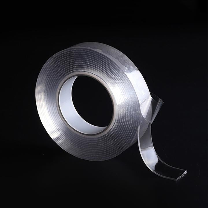 Nano Multi-Functional Adhesive Residue-Free Transparent Super-Adhesive Tape Roll
