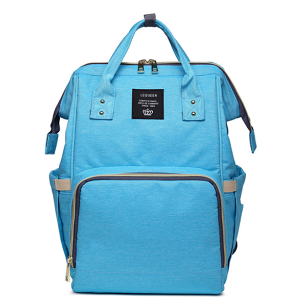 Best Baby Diaper Mummy Bag Ever-Baby & Mother-fancy2pick.com-LightBlue-fancy2pick