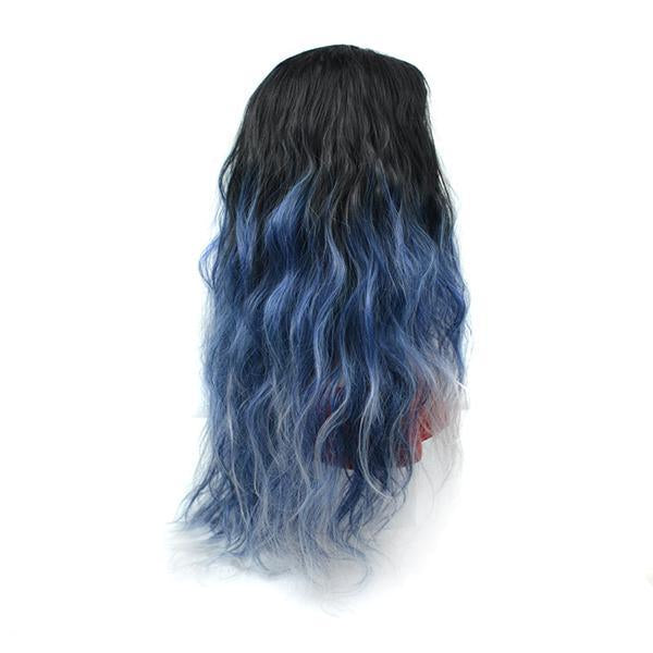 Long Wavy 3- Color Wig-Hair tools-Prime4Choice.com-