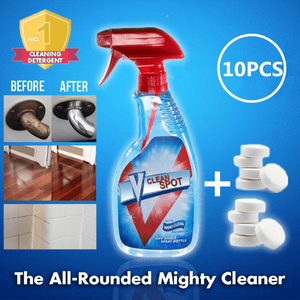 (80% Discount Today) Multifunctional Effervescent Spray Cleaner Set