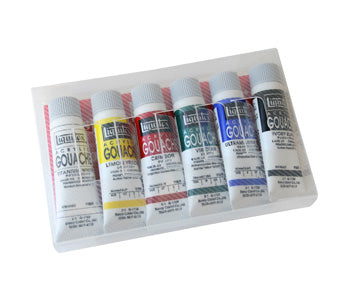 Liquitex Gash Nail 6 Color Set