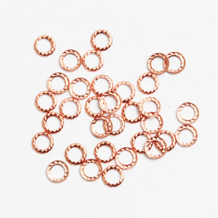 SHAREYDVA Rope Frame Pink Gold ss5