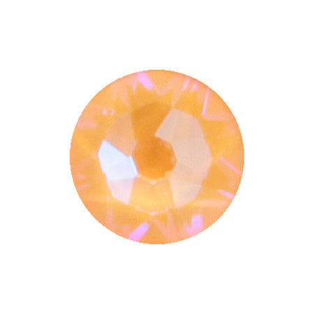 Swarovski Crystal Peach Delight # 2088 ss20 48P