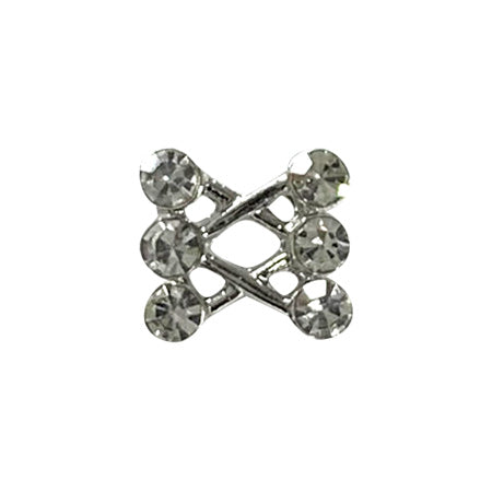 Lady Grace Nail Accessories Silver 5P