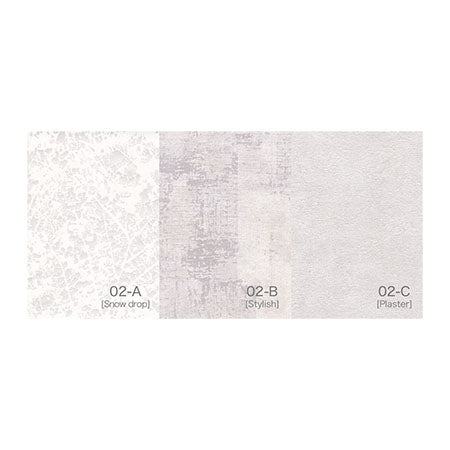 STORY JEL365 Nail Display & Photogenic Sheet One tone collection [02] A4 size 3 sheets 210 x 297mm