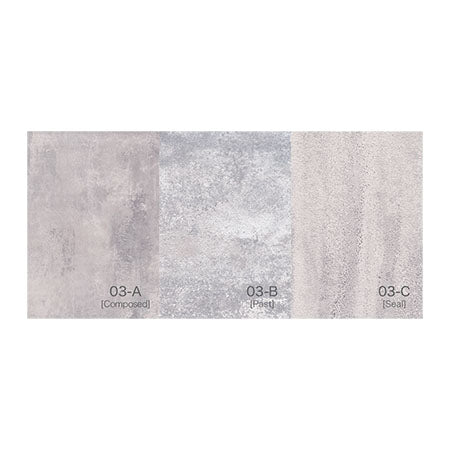 STORY JEL365 Nail Display & Photogenic Sheet One tone collection [03] A4 size 3 sheets 210 x 297mm