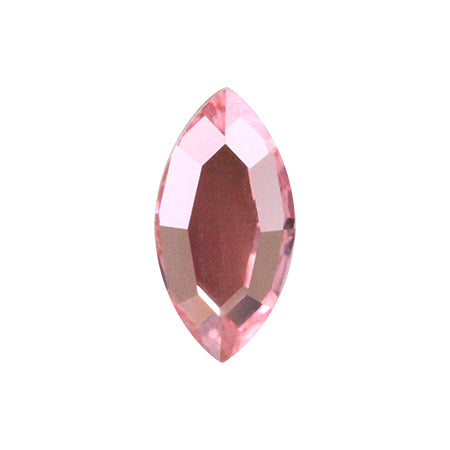Swarovski Crystal # 2200 Marquis Light Rose