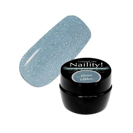 Naility Gel Nail Color 386 Mitis Blue 4g