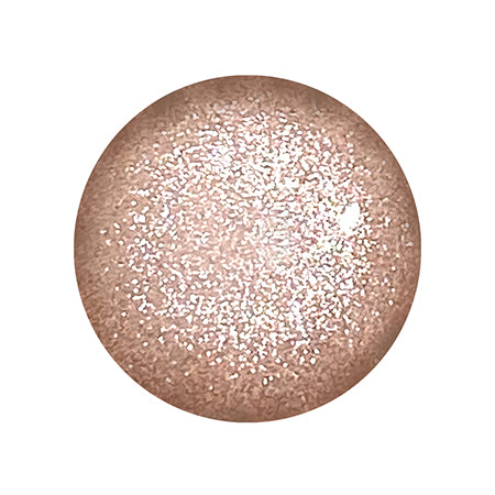 ICE GEL A BLACK Star Galaxy Gel 1151 Cat's Eye Lame Rose Brown