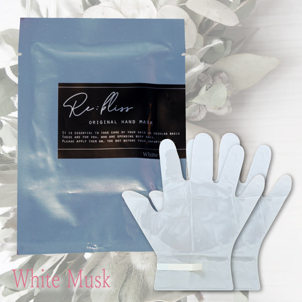 SHAREYDVA Re: bliss HAND MASK White musk 20 ml