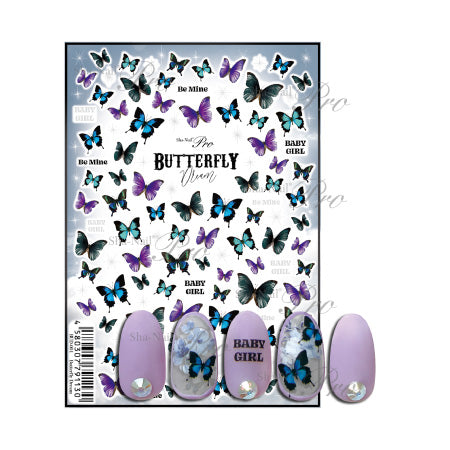 Photo nail PRO  Butterfly Dream