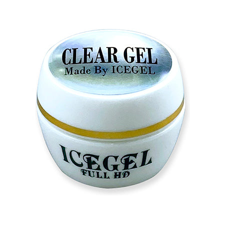 ICE GEL FULL HD NEW Clear Gel C04  4g