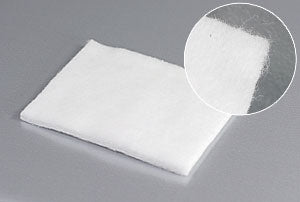 Cut cotton White 100 sheets