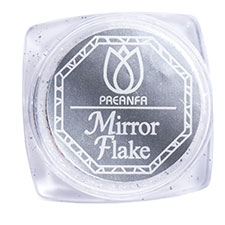 PREGEL Mirror Flake with Mirror Brush  Sliver