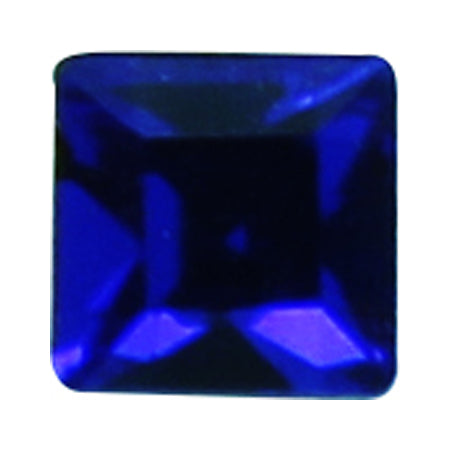 Swarovski Crystal Majestic Blue # 4428 Square 3mm 24P