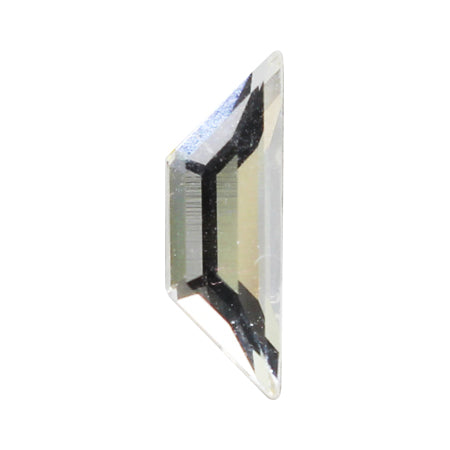 Swarovski Crystal # 2772 Trapeze Crystal 12.9 × 4.2mm 2P