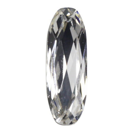 Swarovski Crystal #4161 Baguette type 15 × 5 mm