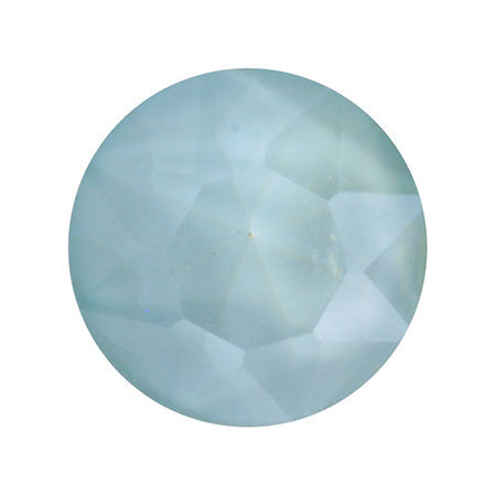 SHAREYDVA Nail Accessories Sherbet Crystal Round Blue