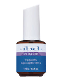 ibd UV top coat 14ml