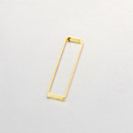 【25963】Jewelry-Nail CF-8022 Frame Rectangle G (M)