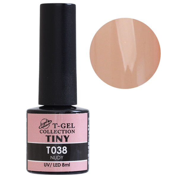 T-GEL COLLECTION TINY T038 Nudy
