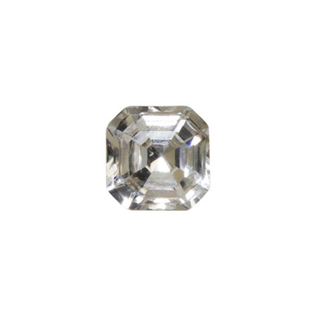 Swarovski Crystal Crystal  # 4480 Imperial cut 6mm 2p