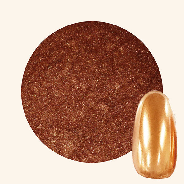 SHAREYDVA Miller Powder Rich Golden Bronze