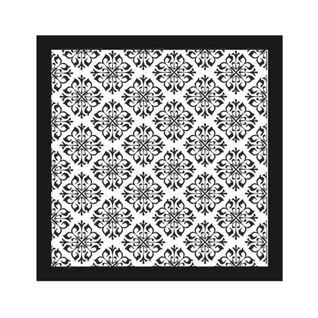 Andy Frame MINI Damask N2 Sticker