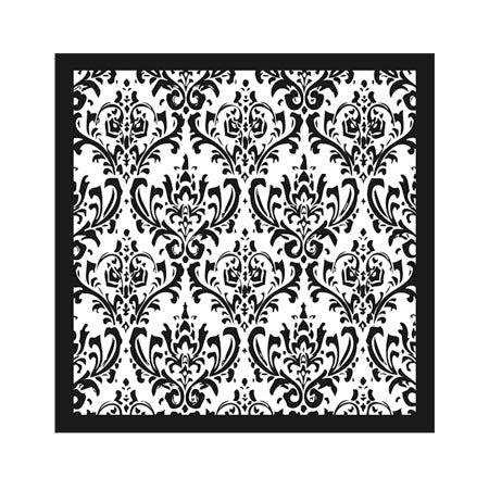 Andy Frame MINI Damask N4 Sticker