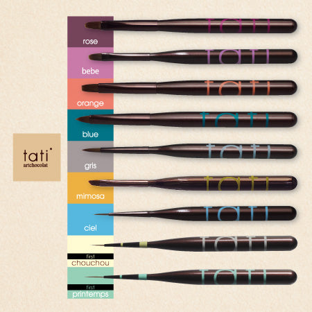 TATI 9 Brush Set