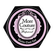 More Couture More Gel Matte Coat Gel 5g