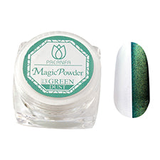 PREGEL Magic Powder With Sponge Chips Green Dust