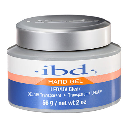 ibd HARD GEL LED Clear Gel 56g