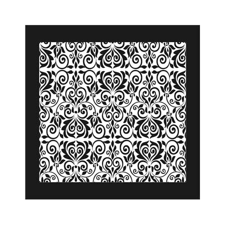 Andy Frame MINI Damask N3 Sticker