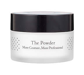 More Couture The Powder Fast White