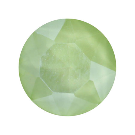 SHAREYDVA Nail Accessories Sherbet Crystal Round Green