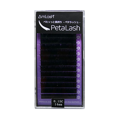 [27357]Amlash Petalash C Curl 14mm