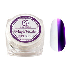 PREGEL Magic Powder With Sponge Chips Purple