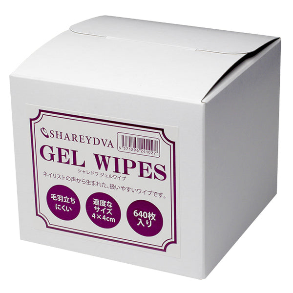 SHAREYDVA gel wipe small size