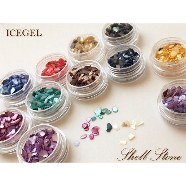 ICE GEL Shellstone