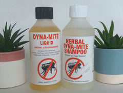 Amazing Offer Buy 250ml Dynamite and 250ml Dynamite Shampoo for £18.00