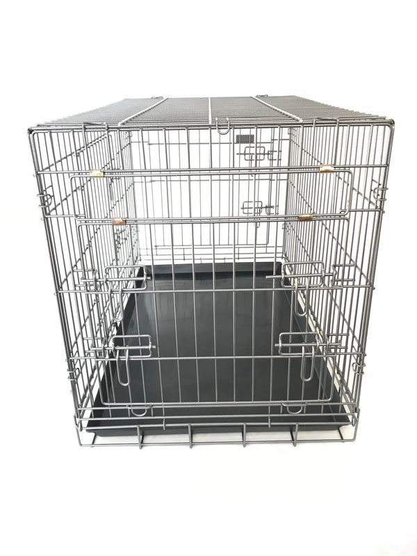 3 door Heavy Duty Bull Breed Cage