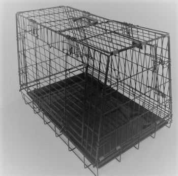 Doghealth Dog Cage Shaped Car Crate