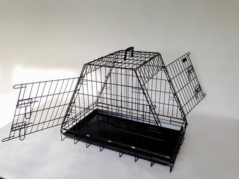 Narrow fit sloped car crate gyc03P