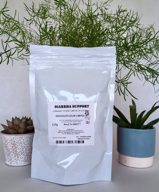 Herbal Diarrhea Support 125g