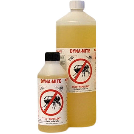 Dynamite flea, tick and midge repellent