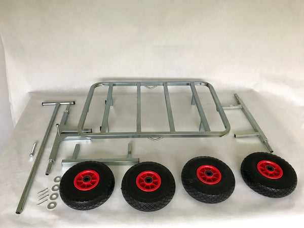 Robust Dog Show cage trolley